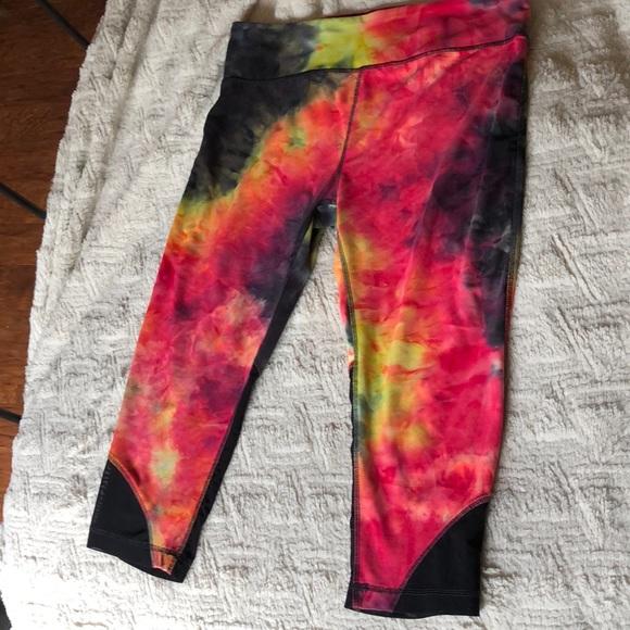 98eac9b3d4 vogo athletica Pants | Tie Dye Crop Yoga | Poshmark